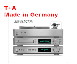 T+A Hifi Made in Germany